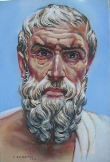 Αρχαίοι Έλληνες Φιλόσοφοι: Τι αποκαλύπτουν τα χαρακτηριστικά του προσώπου τους; - Φωτογραφία 3