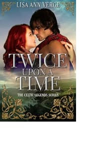 Twice Upon a Time by Lisa Ann Verge
