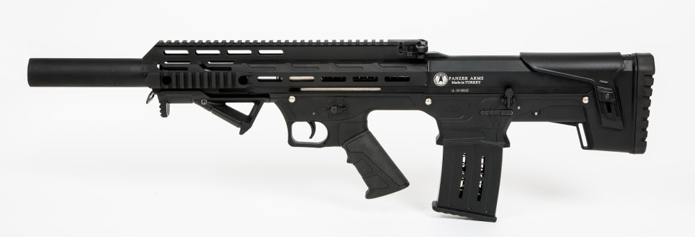 Bullpup AR Shotgun