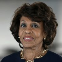 Maxine Waters impeached, removed from Congress?