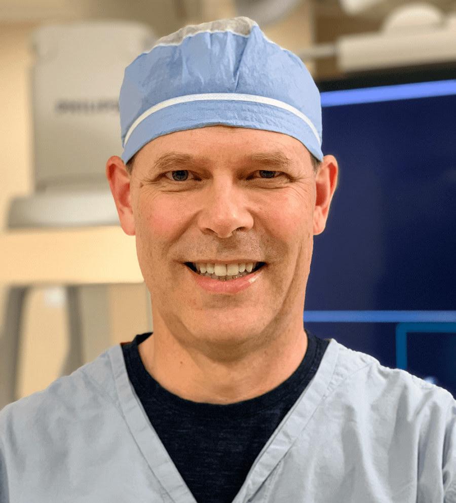 Dr. Brian Archer, FRCPC
