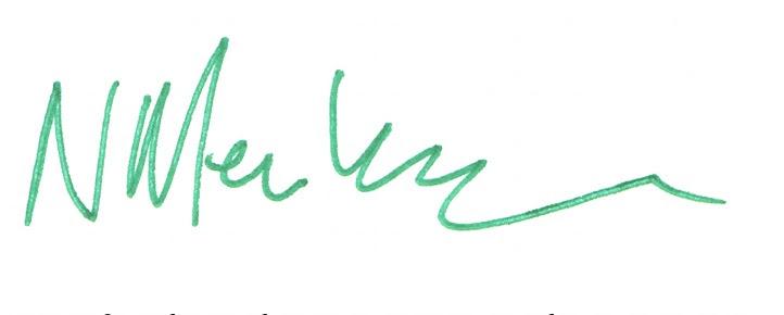 Nicholas Menhart Signature
