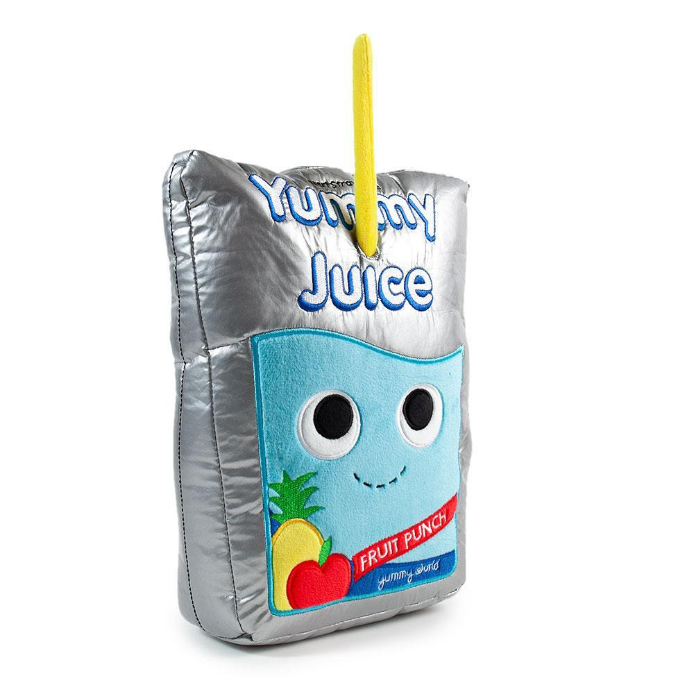 Yummy World Jake the Juice Pouch Plush