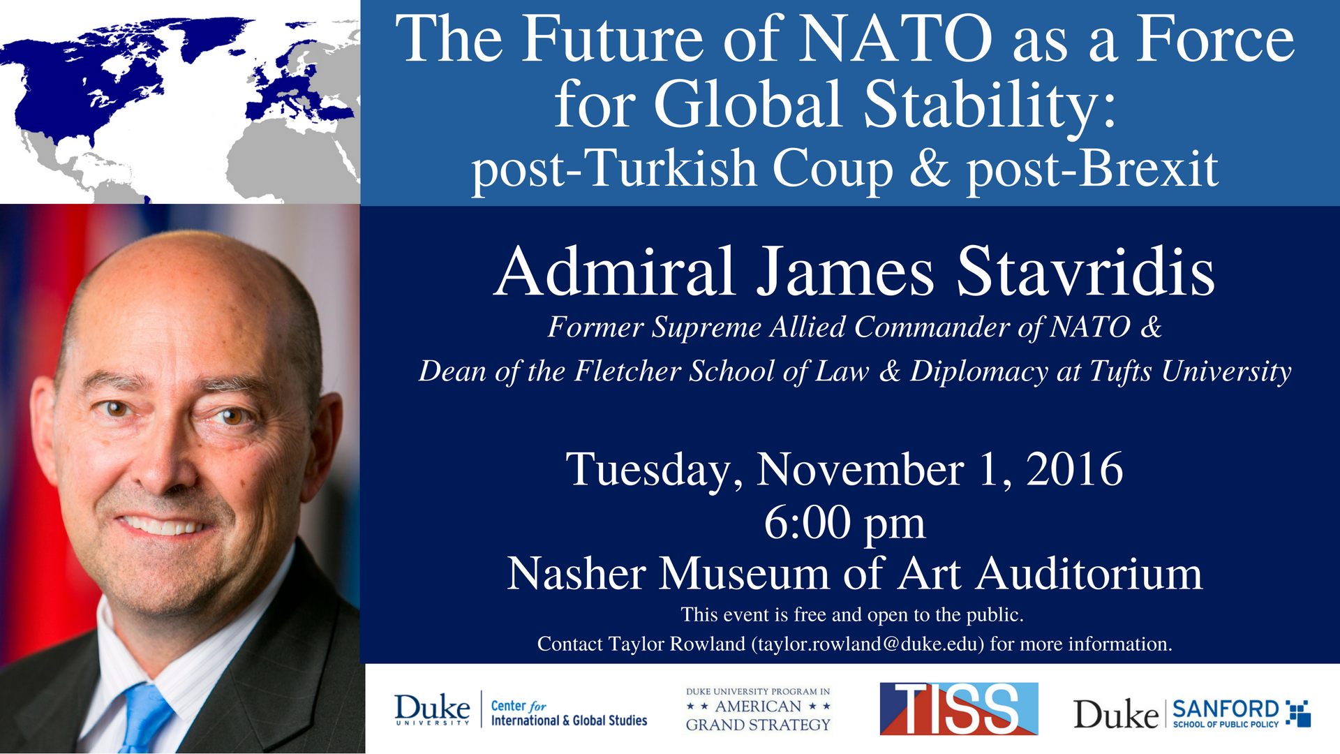 The Future of NATO as a Force for Global Stability: Post-Turkish Coup & Post-Brexit