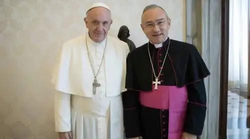 Papa Francisco nombra a un venezolano como nuevo Sustituto de la Secretaría de Estado