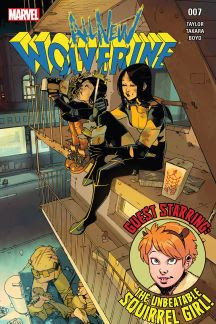 All-New Wolverine #7