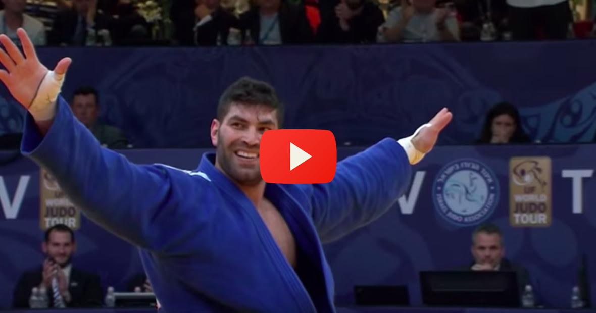 Israeli-Judo-team
