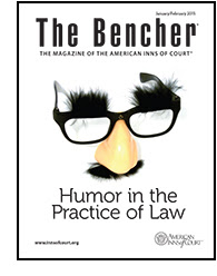 Jan/Feb Bencher Cover