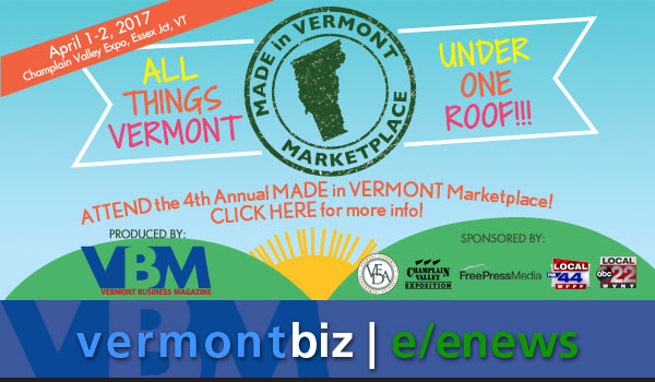 vermontbiz enews