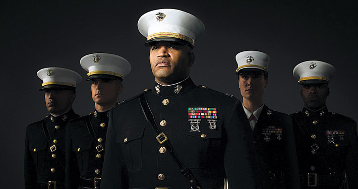 Veteran's Day/Marine Corps Birthday header image