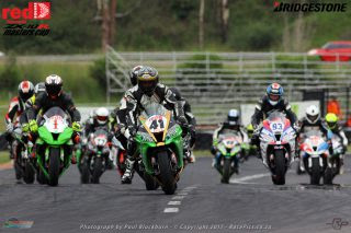 The Red Square Kawasaki ZX10R Masters Cup races should provide close competition throughout the field