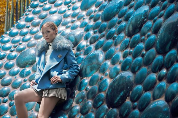 4G by GIZIA F/W 2015-16, fashion photography by Jvdas Berra