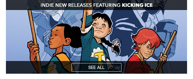 Indie New Releases featuring Kicking Ice See All