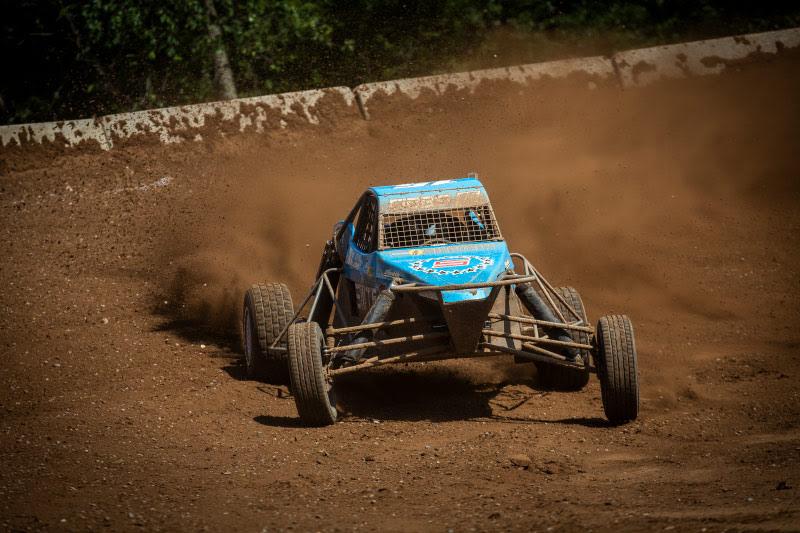 Trey D Gibbs, Alumi Craft Race Cars, Off Road Racing, ERX, Bink Designs