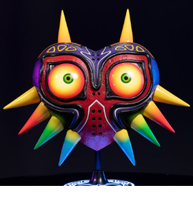 The Legend of Zelda: Majora's Mask Collector's Edition Statue