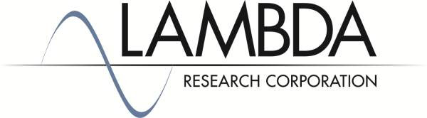 Lambda Research Corporation