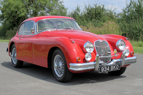 1958 Jaguar XK150 SE 3.4 Fixed Head Coupe