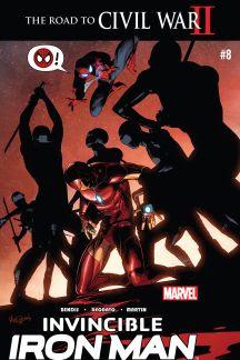 Invincible Iron Man #8