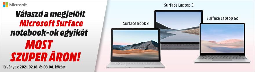 Microsoft Surface széria