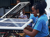 Women helping women become the next generation of solar leaders