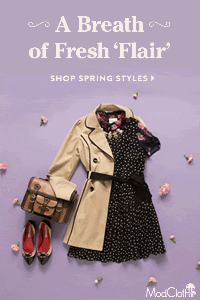 ModCloth Coupon Codes. Founded by high school sweethearts, Eric Koger and Susan Gregg Koger, and built on a foundation of love for vintage and retro clothing, migom-zaim.ga is an online clothing, accessories, and decor retailer that aims to provide a fun and engaging shopping atmosphere for .