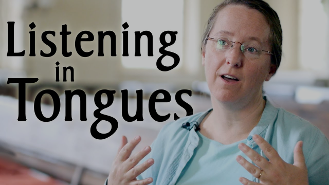 Listening in Tongues: Being Bilingual as a Quaker Practice