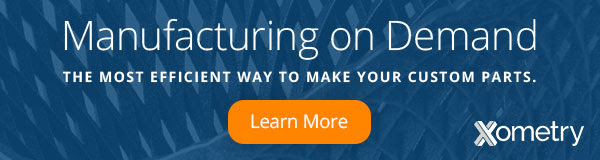 Manufacturing on demand. The most efficient way to make your custom parts. - Learn More