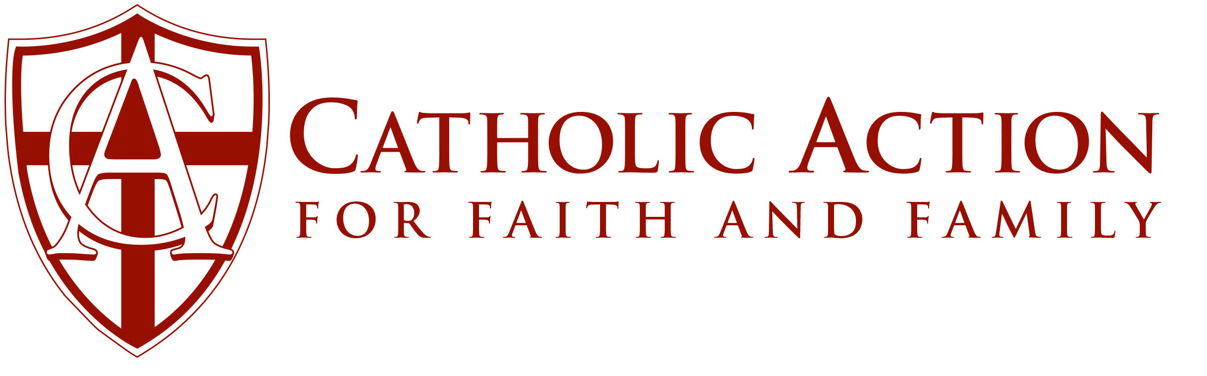 Catholic Action For Faith And Family