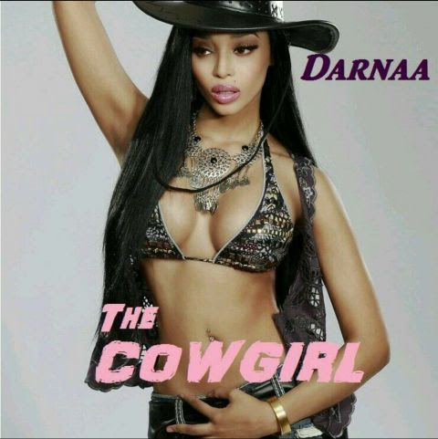 Darnaa - Cowgirl  SINGLE COVER