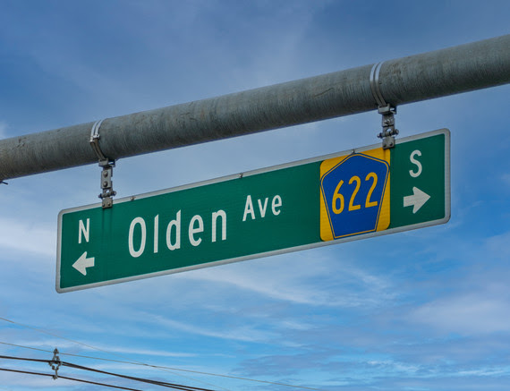 Olden Ave