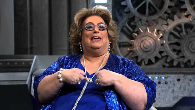 Mamma Bruschetta diz que não quer amizade com Mara Maravilha