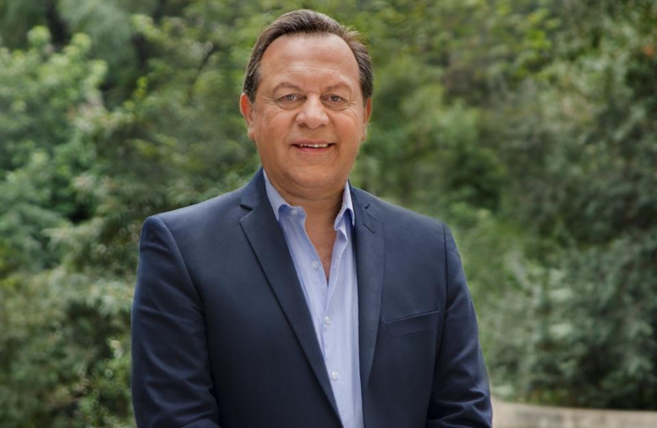 Argentine Tourism Minister Gustavos Santos