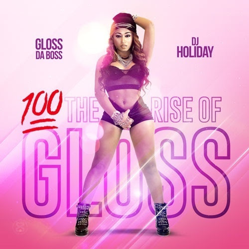 gloss mixtape cover