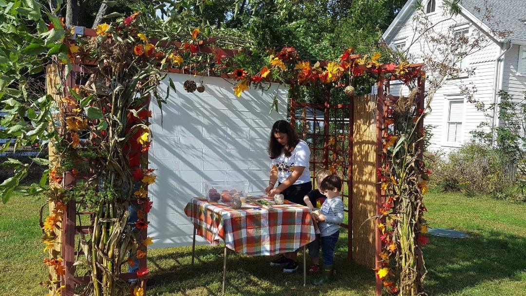 Sunday School/Sukkot Service @ Private Residence