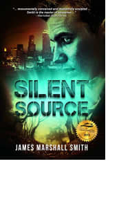 Silent Source by James Marshall Smith