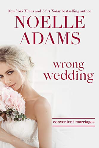 Cover for 'Wrong Wedding (Convenient Marriages Book 4)'