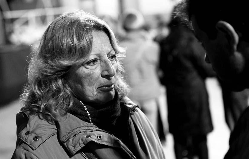Elena Lequio, presidenta de ADEOM. / Foto: Pedro Rincón (Archivo, Mayo de 2013)