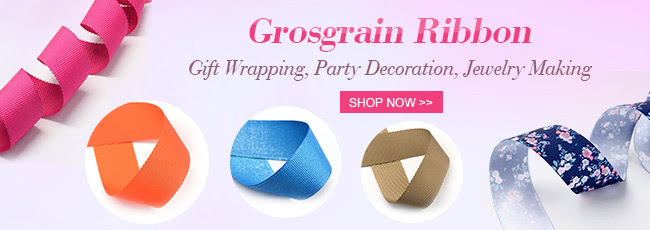Grosgrain Ribbon -Gift Wrappin...