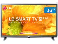 """Smart TV HD LED 32"""" LG 32LM625BPSB Wi-Fi Bluetooth"""