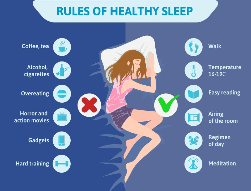 10 Tips For Better Sleep | Sleep Apnea Dentist In Manahawkin, NJ