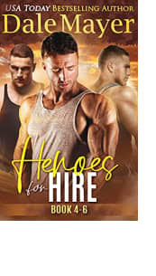 Heroes for Hire Box Set: Books 4–6
