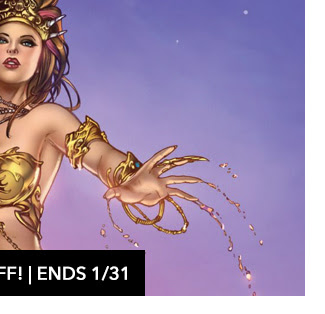 Zenescope Sale: up to 75% off! Sale ends 1/31