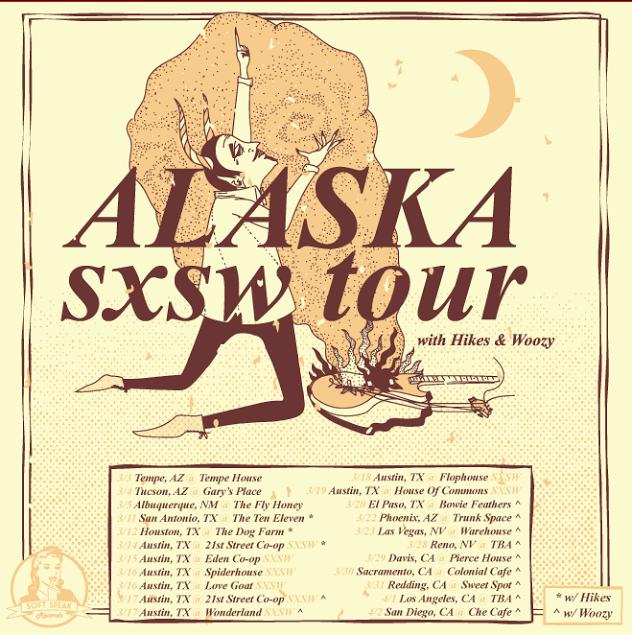 alaska sxsw 2016 tour