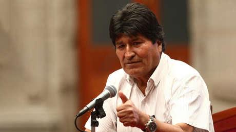 """Evo Morales: """"La OEA debería llamarse 'Organización de Estados del Norte', y no de América"""" (VIDEO)"""