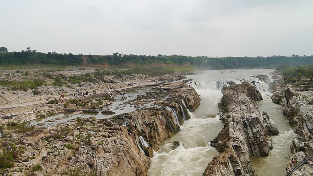 Dhuandhar Falls on river Narmada