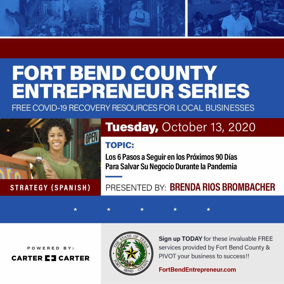 HCC Office of Entrepreneurial Initiatives - October 2020 Newsletter 18