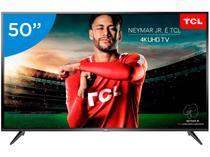 Smart TV LED 50? TCL 4K/Ultra HD P65US Linux