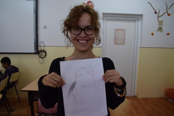 voluntariado con niños en rumanía