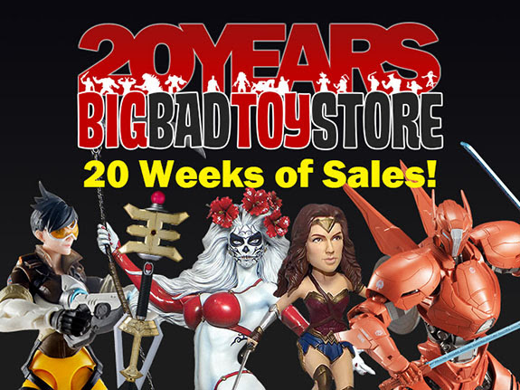 BBTS 20th Anniversary Sales