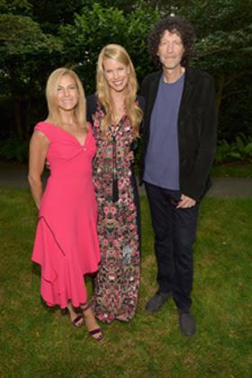 Jessica Seinfeld, Beth Stern, Howard Stern